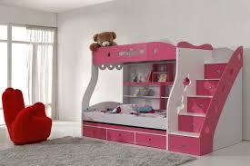 Children Girl Twin Bed