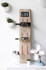 10 Easy DIY Wood Projects For Small Spaces