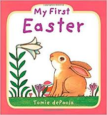 Amazon My First Easter 9780448447902 Tomie DePaola Books