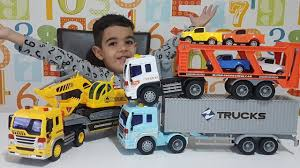 Trucks For Children Unboxing Truck Excavator, Car Transporter, Video ... Caterpillar Cstruction Mini Machines 5 Pack Walmartcom Transformers Truck Outside Hamleys Toy Store At The Gumball 3000 2018 Choc Cruise 19 Amazoncom Bruder Scania Rseries Ups Logistics Truck With Forklift 3000toyscom Details That Matter Wsis Claus Hallgreen Show Step2 2 In 1 Ford F150 Raptor Svt Target Diecast Model Dump Trucks Articulated And Fixed Melissa Doug Shapesorting Wooden Dump With 9 Colorful Kenworth W900 Lowboy W Crane New Ray Die Cast Yellow School Bus 8 12 Long Authentic Scale Model Toys For Tots Brings In Holiday Cheer Joint Base Langleyeustis