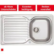 franke einbauspüle für bad küche spülen aus edelstahl