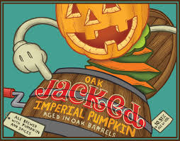 Imperial Pumpkin Ale by Uinta Gets Jacked With Oak Jacked Imperial Wood Aged Pumpkin Ale