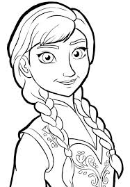 Frozen Coloring Sheets For Free Printable Games Pages Pdf