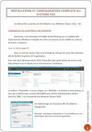 installer bureau à distance services de bureau à distance pdf
