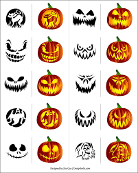 Pumpkin Carving Cutouts by 220 Free Printable Halloween Pumpkin Carving Stencils Patterns
