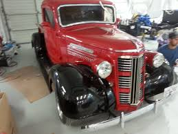 1937 Gmc Pick Up 350 Small Block T Bird Rack 4wheel Disc Brakes Air ...