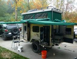 Best Small Travel Trailer Off Road Trailers Gear Patrol With Outdoor Kitchen