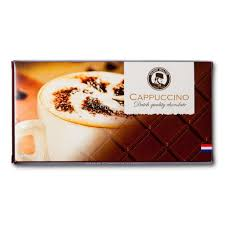 cuisine cappuccino products 3 bars of chocolate cappuccino