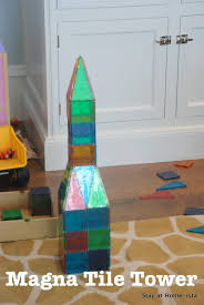 Picasso Magnetic Tiles 100 by Stay At Home Ista Magna Tiles My Favorite Toy Of All