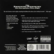 Smashing Pumpkins Bullet With Butterfly Wings Album by Smashing Pumpkin Aeroplane Flies High 6 Cd Dvd Combo Deluxe