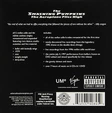 Smashing Pumpkins Muzzle Cover by Smashing Pumpkin Aeroplane Flies High 6 Cd Dvd Combo Deluxe
