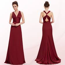 long bridesmaid party dress evening formal prom ever pretty
