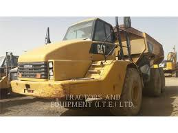 Caterpillar TRADE-IN CAT | 740 - Articulated Dump Truck (ADT), Year ...