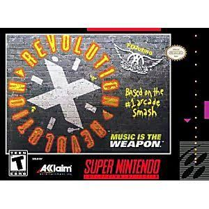 Revolution X - Super Nintendo Entertainment System