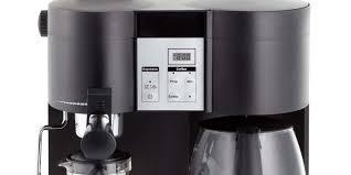 Dual Coffee Espresso Maker Krups Xp1600 Combi Steam Machine Review