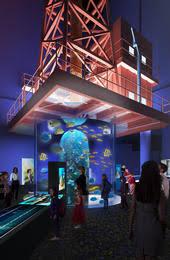 Aquarium Pyramid Renovations