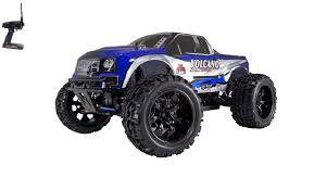 100 Rc Gas Truck 1 10 Nitro Monster Hsp 1 10 Car 4wd Rtr 88046
