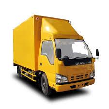 100 Truck Courier Van Isuzu NKR Centro Manufacturing Corporation