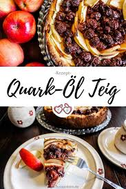 rezept für kirsch apfelkuchen mit quark öl teig reiseblog