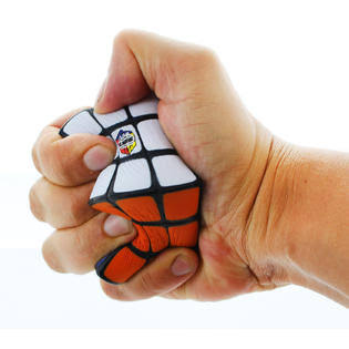 Rubik's Cube Stress Ball - 2""