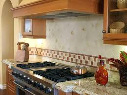 Kitchen Backsplash Designs With Oak Cabinets by Decorative Tile Inserts Kitchen Backsplash Design Glass Exclusive