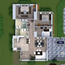 modern grundrisse und galerie für home designs by mariacris