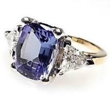 Hello there pretty Beautiful Tanzanite and Diamond Ring