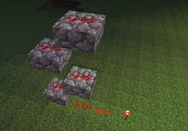 Minecraft Redstone Glowstone Lamp by Minecraft How To Channel Redstone Current Vertically Arqade