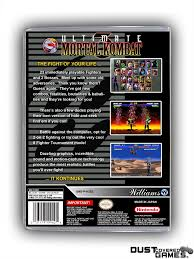 100 Spikes Game Zone Truck Mania Ultimate Mortal Kombat 3 SNES Super Nintendo Case Box Cover
