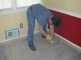 Tiling A Bathroom Floor On Plywood by How To Remove Tile Flooring How Tos Diy