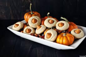 Pumpkin Spice Hershey Kisses Walmart by Chai Pumpkin Spice Thumbprints Pass The Sushi