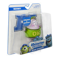 Disney Store Scares Up An by Amazon Com Monsters University Scare Students Squishy Toys