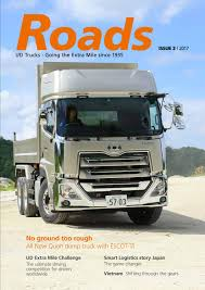 Roads #3, 2017 (Quon Cover) By UD Trucks Corporation - Issuu Spending On Trucking Services Soars In Fourth Quarter Transport Topics Southeastern Freight Lines Pem M71502 Die Cast Tractor Trailer Semi Central Arizona Freight Az Company Transportation Brokerage Southeast Vocational Alliance Southeastern Lines Press Releases Kingsport Timesnews Super Trucks Coming To Reaps Benefits From Ipdent Jordan Truck Sales Used Inc 2015 Nopi Nationals And Shdown Carrier Alabama Entire Us Br Williams