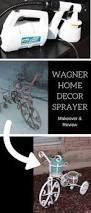 Hvlp Sprayer For Kitchen Cabinets by Best 25 Wagner Sprayer Ideas On Pinterest Refinished Kitchen