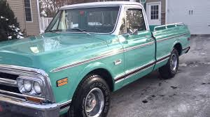 100 1969 Gmc Truck For Sale GMC C10 Custom Pickup Wwwronstoyshopcom YouTube