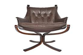 SIGURD RESSELL WINGED FALCON CHAIR - Mid Century Mobler Falcon Red Chrome Chair Found Blue Gaming Chair Xgamer Aguri Red Black Royal India Leather Vatne Mobler Vintage Leather Rosewood Framed Low Backed Designed By Sigurd Resell Lovely And Company Star Wars Emperor Throne Armchair Value Lyra Office Desk Executive Adjustable Scdinavian Modern Mid Century Ressell