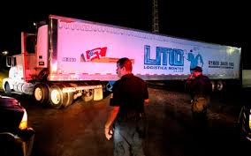Mexican Forensics Chief Fired After Discovery Of Truck Storing 170 ...