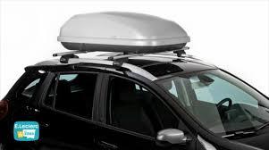 coffre toit de voiture c le moment choisir un coffre de toit de voiture