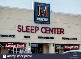 The exterior front of Mathis Brothers Furniture store in Oklahoma