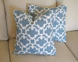Fretwork pillow