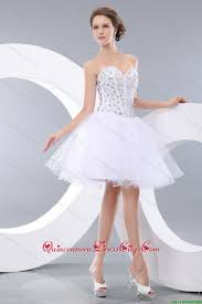 strapless ruffles elegant quinceanera dress and pretty sweetheart