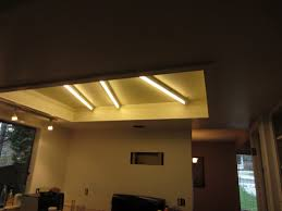 kitchen update finishing the lighting recess