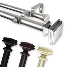 rod desyne curtain rods hardware window treatments home decor