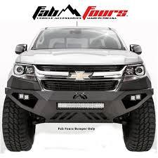 100 Truck Front Bumpers Fab Fours Vengeance Base Bumper Matte Black 20152019 Chevy