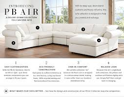 Pottery Barn Charleston Couch Slipcovers by Pottery Barn Charleston Sofa Slipcover The Best Sofa 2017