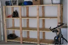shelf plans garage shelf plans easy u0026 diy wood project plans