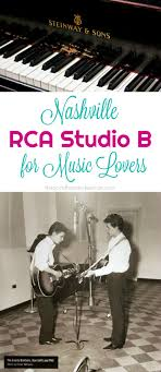 100 Studio B Home Of 1000 Hits RCA Nashville The Good