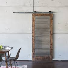 The Industrial Barn Door Embodies A Modern Industrial Look Adding ... Bedroom Beautiful Interior Barn Doors For Homes Door Track Aspects System An Analysis Httphomecoukricahdwaredurimimastsliding Rustic Design Ideas Decors Love This Rustic Sliding Door Around The House Pinterest Exterior Sliding Hdware Shed Hang Everbilt Handles Cool Barn Track System Home Decor Rollers Indoor Tools Need To Make This 1012ft Black Double