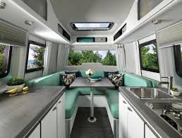 100 Airstream Trailer Interior S New Trailer Nest Offers Compact Luxury For 45