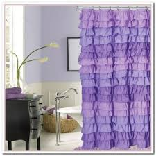Purple Waterfall Ruffle Curtains by Ombre Ruffle Curtains Unavailable Listing On Etsy